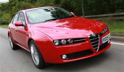 Alfa Romeo on Alfa Romeo 159 2 0 Jtdm 16v Lusso 4dr Car Review   February 2012