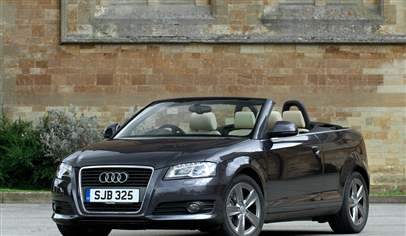 audi a3 cabriolet 1 8 tfsi sport s tronic 2dr car review march 2012. Black Bedroom Furniture Sets. Home Design Ideas