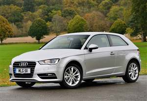 Audi A3 review