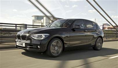 bmw 1 series 118d urban 5dr car review february 2012. Black Bedroom Furniture Sets. Home Design Ideas