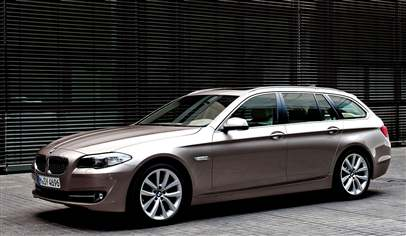 bmw 5 series touring 520d m sport 5dr car review march 2012. Black Bedroom Furniture Sets. Home Design Ideas