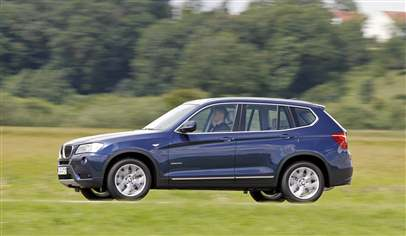 bmw x3 xdrive 35d se 5dr car review march 2012. Black Bedroom Furniture Sets. Home Design Ideas