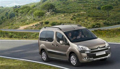 New Citroen Berlingo Multispace