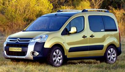 citroen berlingo multispace 1 6 hdi 110 xtr 5dr car review march 2012. Black Bedroom Furniture Sets. Home Design Ideas