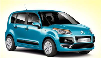 New Citroen C3 Picasso