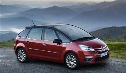 citroen c4 picasso 2 0 hdi exclusive egs6 5dr car review february 2012. Black Bedroom Furniture Sets. Home Design Ideas
