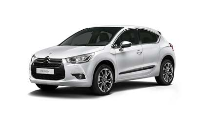 New Citroen DS4