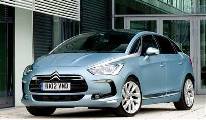 New Citroen DS5