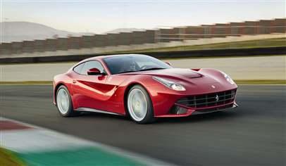 New Ferrari F12