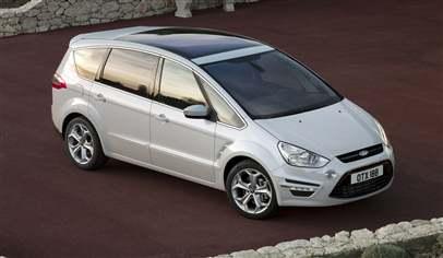 new ford s max titanium x sport 2 2 tdci 5dr cars car reviews photos and videos. Black Bedroom Furniture Sets. Home Design Ideas