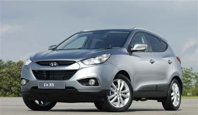 Cheap New Hyundai ix35 Cars, Images and Specifications