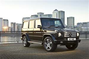 used mercedes benz g class price guide average prices average mileage and prices by year. Black Bedroom Furniture Sets. Home Design Ideas