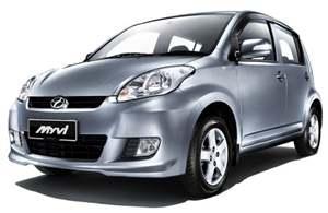 Perodua Myvi Review