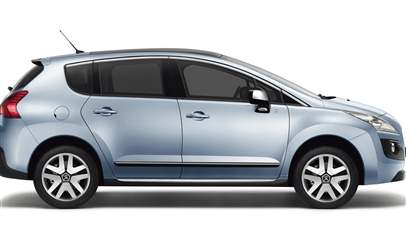 peugeot 3008 allure hdi 163 fap automatic 5dr car review march 2012. Black Bedroom Furniture Sets. Home Design Ideas