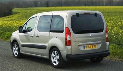 peugeot partner tepee car reviews - expert and user reviews