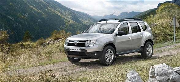 dacia duster set to enter uk market as the cheapest available 4x4 new release car news jun. Black Bedroom Furniture Sets. Home Design Ideas