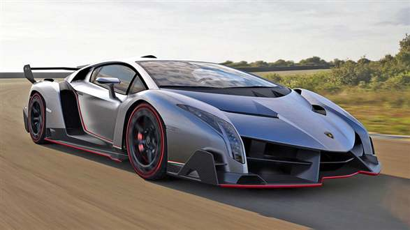 These Are The 5 Hottest Hypercars From Geneva 2016