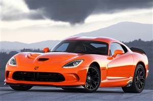 Viper SRT Time Attack