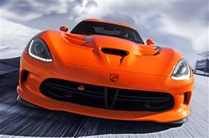 SRT Viper Time Attack revealed