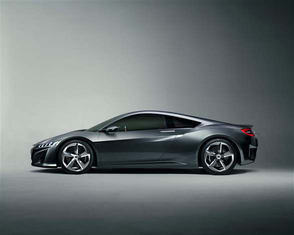 sports bazbiz  2015 Honda NSX available to order now   New Release