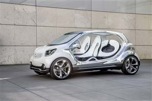 Smart Fourjoy concept revealed