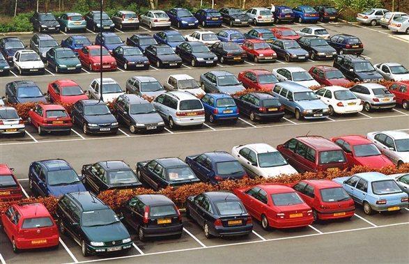 Britain's parking problem