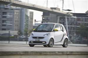 Smart fortwo BoConcept prices