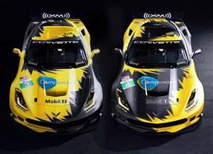 Corvette C7.R revealed