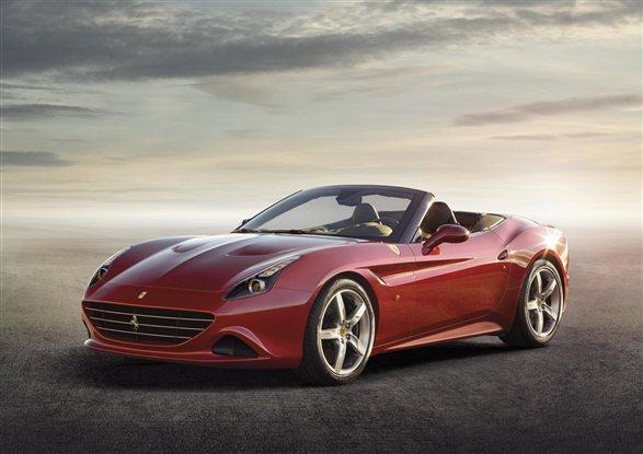 Ferrari California T revealed