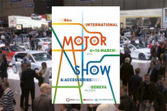 Geneva Motor Show blog