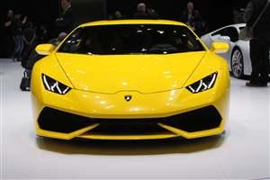 Lamborghini Huracan revealed