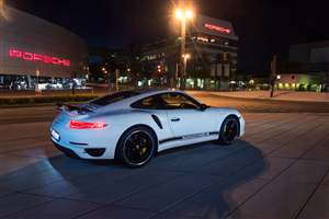 Porsche 911 Turbo S GB