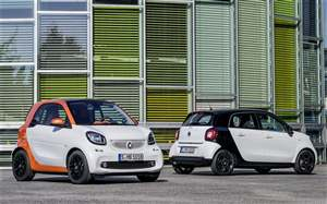 New Smart ForTwo & ForFour