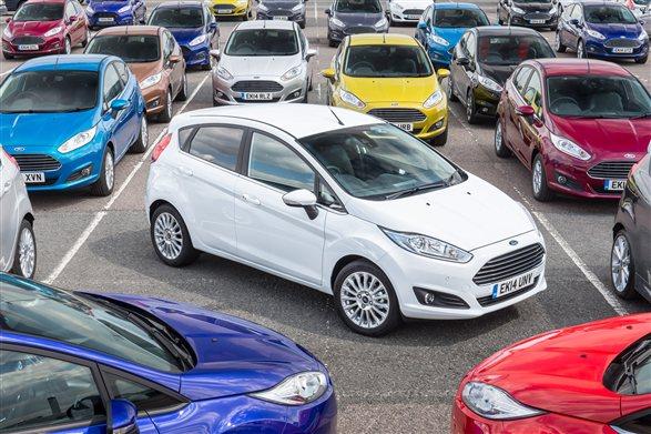 UK car market going strong