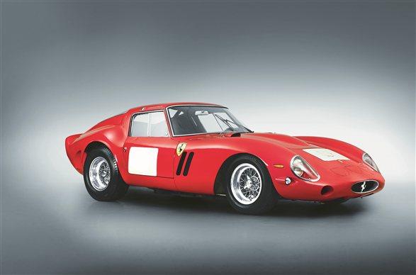 Ferrari 250 GTO sells for £22m