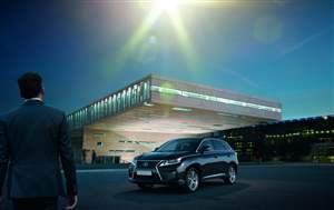 Lexus makes fresh Advance
