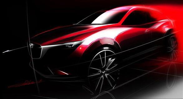 New Mazdas on show in LA