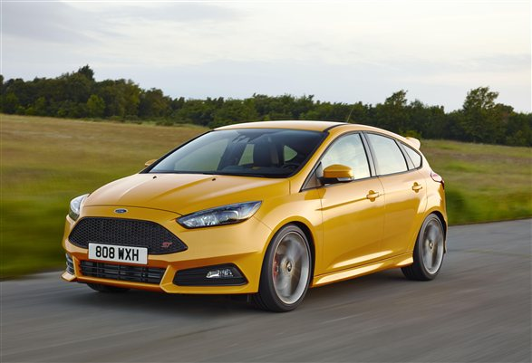 New Ford Focus ST prices