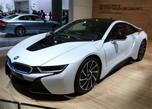 NEC supercar spectacular