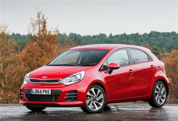 The new and updated Kia Rio