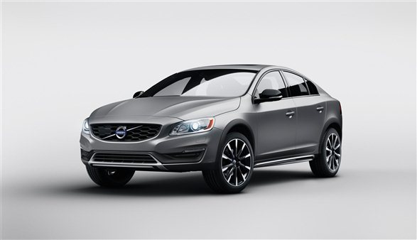 New Volvo S60 Cross Country revealed