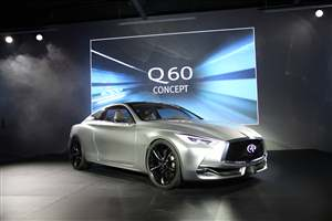 New Q60 concept revealed