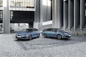 New Toyota Auris in Geneva