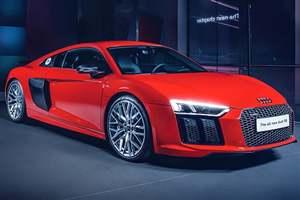 Audi R8 prices revealed
