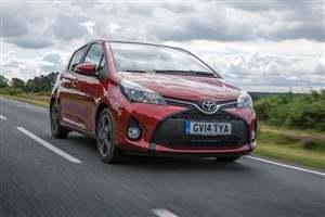 Yaris Hybrid range increases