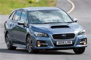 Subaru reveal Levorg pricing