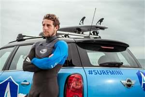 New MINI surfboard