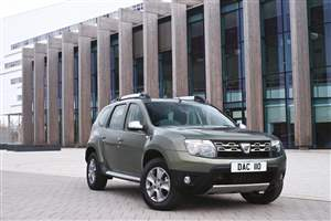 Autumn offers from Dacia