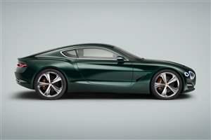 Bentley scoop design gong