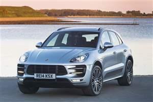Porsche Macan recall